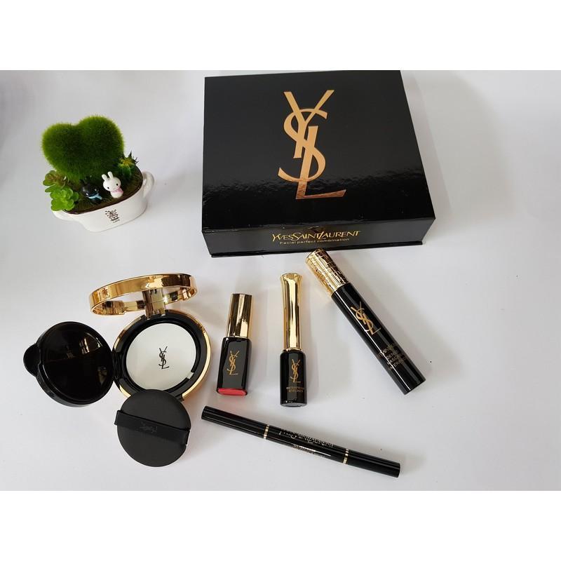 YSL Make Up Set 5In1 Yves Saint Lauren