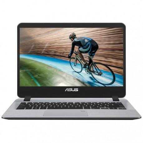 ASUS A407MA I N4000 I 4GB RAM I 1TB HDD I 14.1 Inchi I FINGERPRINT SENSOR I Windows 10 | FREE Asuransi Paket