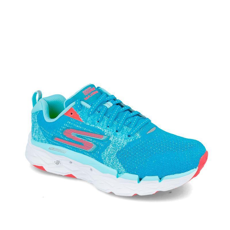 Skechers - GORun Maxroad 3 Ultra Sepatu Lari Wanita - Biru 335e42f519
