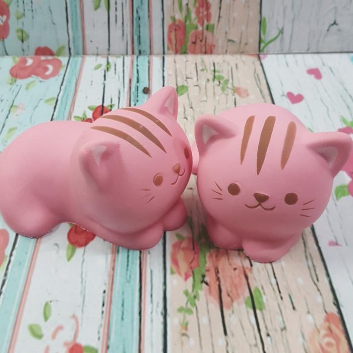 Mainan Anak Squishy Murah Cute Kitty Mainan Edukasi Mainan Bayi - HFAD