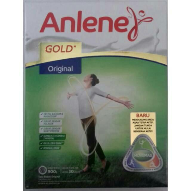 Anlene Gold Plain/Original 900 Gr