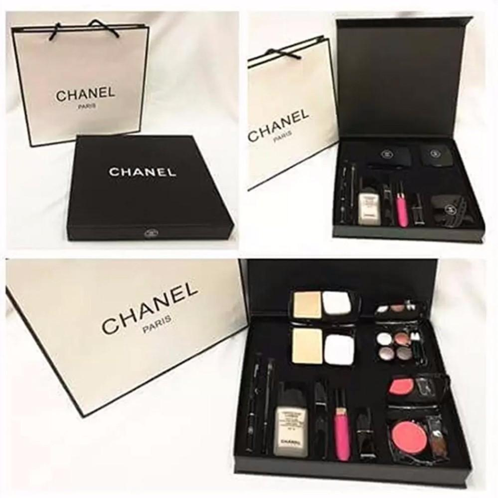 Chanel Kosmetik Makeup Palette Kit 9in1 c4c797edd7