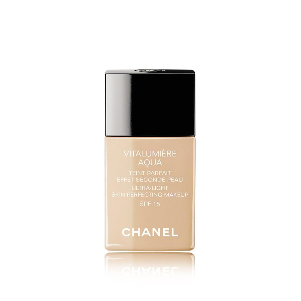 Chanel Vitalumiere Aqua Ultra-Light Skin Perfecting Makeup SPF 15 (30 Beige)