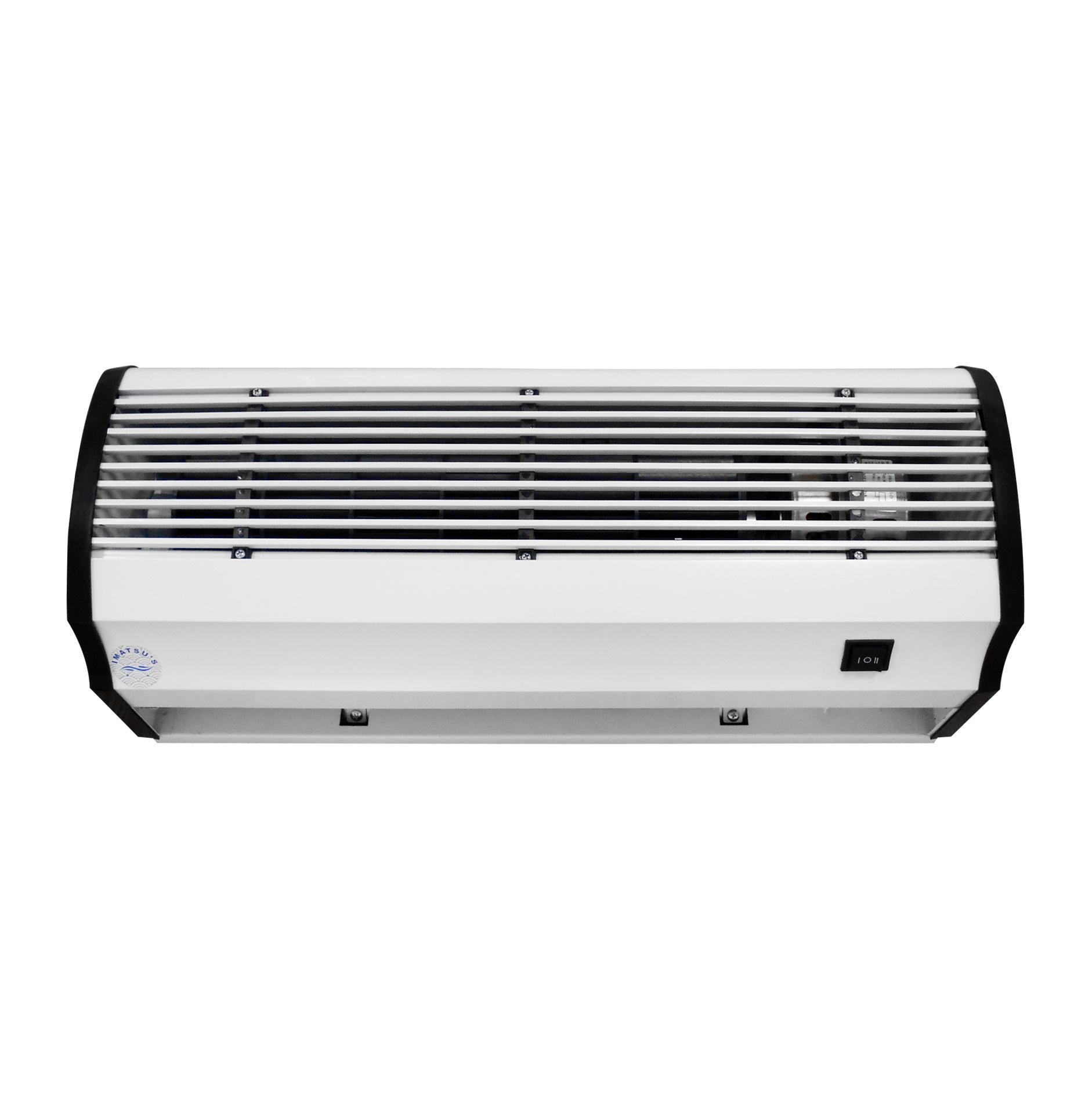 Air Curtain Blower Imatsu AC-FM-W1506G5-CY Angin Toko Gedung Kantor Hotel Pintu Masuk Nyaman Sejuk Segar Fresh Tirai Udara