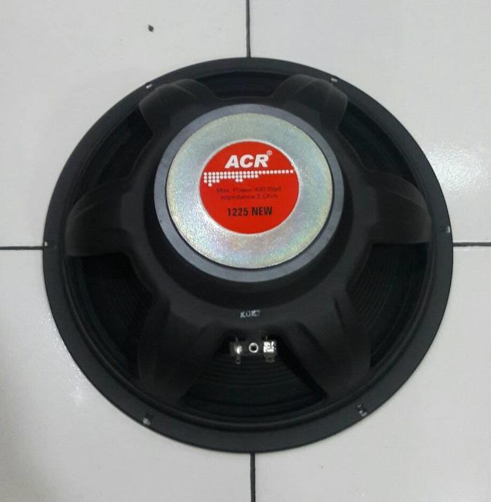 Terlaris Speaker 12 Inch Full Range ACR 1225 Terlaris  speaker aktif / speaker bass