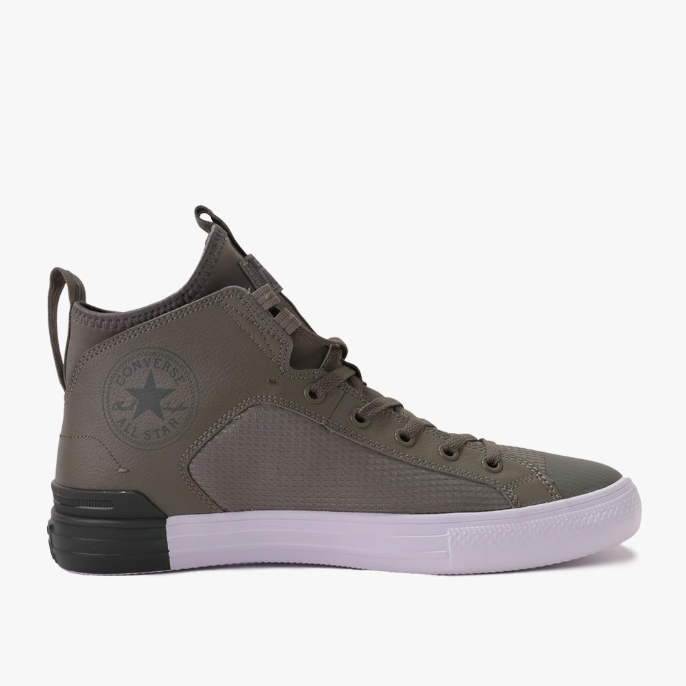 Converse Chuck Taylor All Star Ultra Mid Men's Sneakers Shoes - Hijau