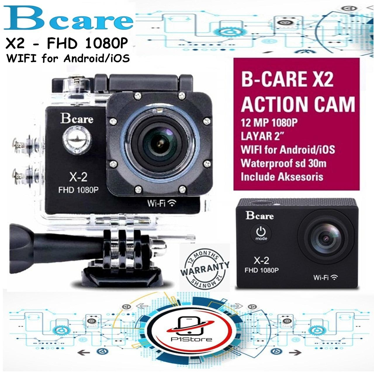 BCare Action Sports Camera / B-Cam X2 FHD 1080P