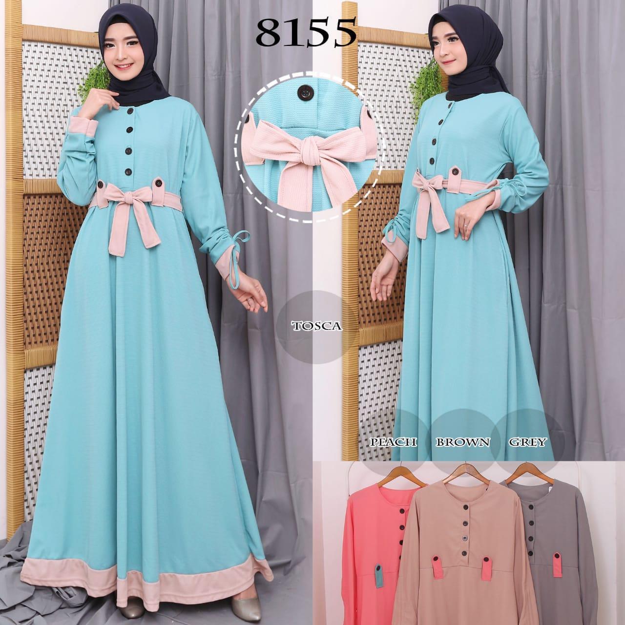 Jual Korean Jaket Dnd Harga Rp 110000 Promo Gamis Jumbo Murah Bahan Wafer Baju Wanita Muslimah Fashion