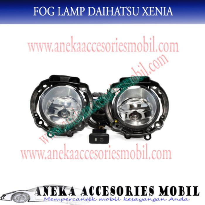 Fog Lamp/Lampu Kabut Mobil Daihatsu Xenia 2004-2011