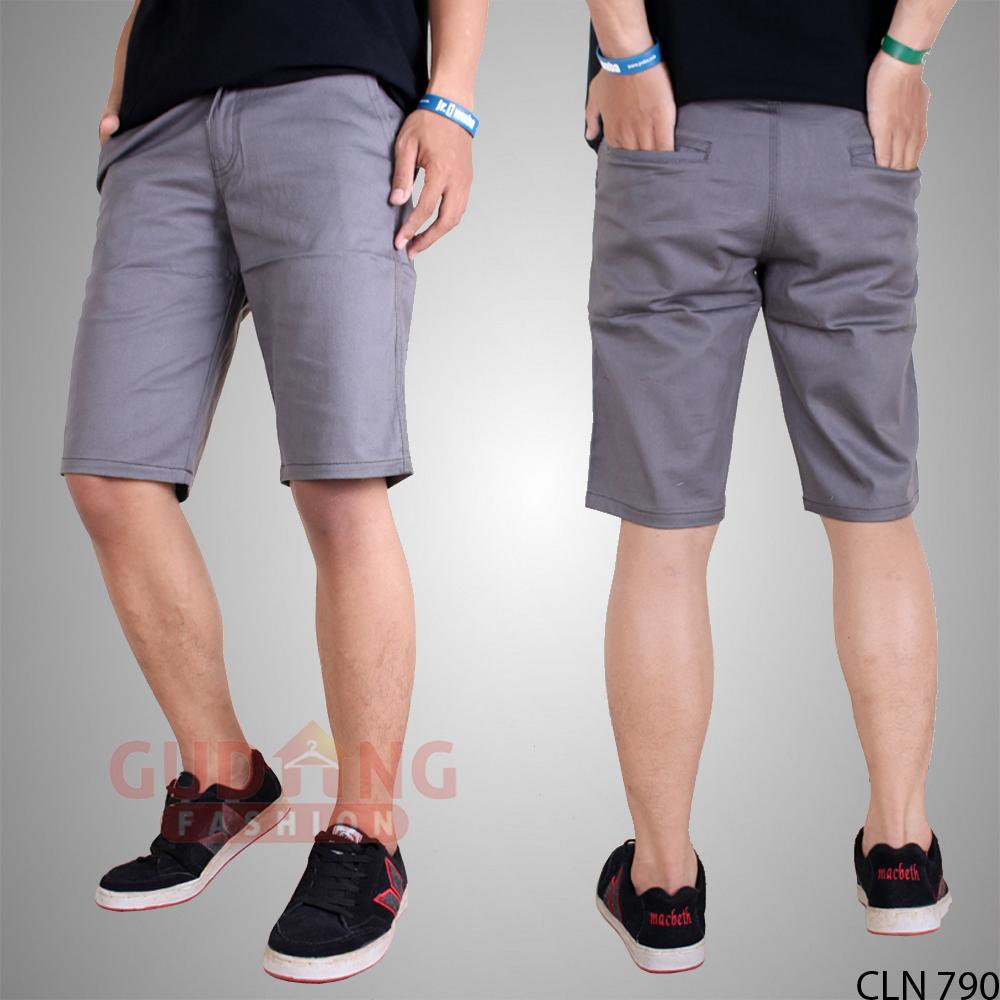 Gudang Fashion - Chino Pants Celana Pendek Terbaru Pria - Banyak Pilihan