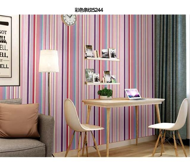 Wallpaper Sticker Pvc - Walpaper Sticker Dekorasi Dinding Motif Premium (size 45cm X 10m) By Star Watch.