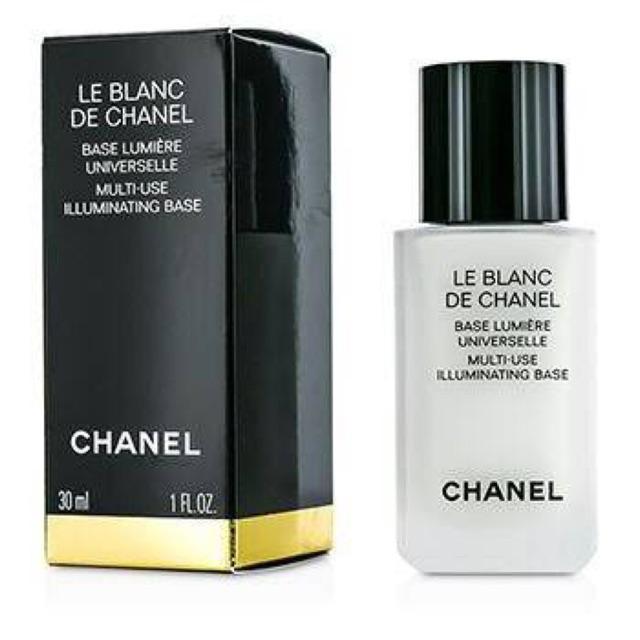 Chanel Le blanc multiuse makeup base