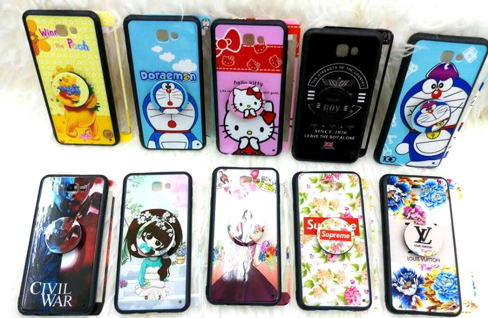 SOFTCASE fuze gambar printing uv oil+pop socket for XIAOMI REDMI NOTE 5A PRIME FREE temppered glass UV oil/MAKIN MENGKILAT DAN TAMPILAN HP SEMAKIN MENARIK -SHP