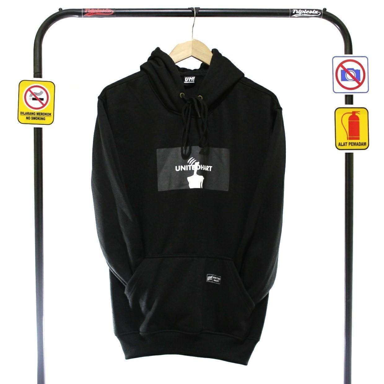 yrvp- jaket hoodie distro pria