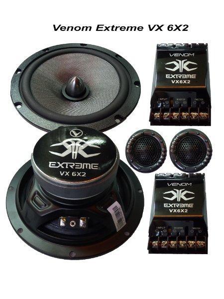 Speaker Split Venom Extreme VX 6X2