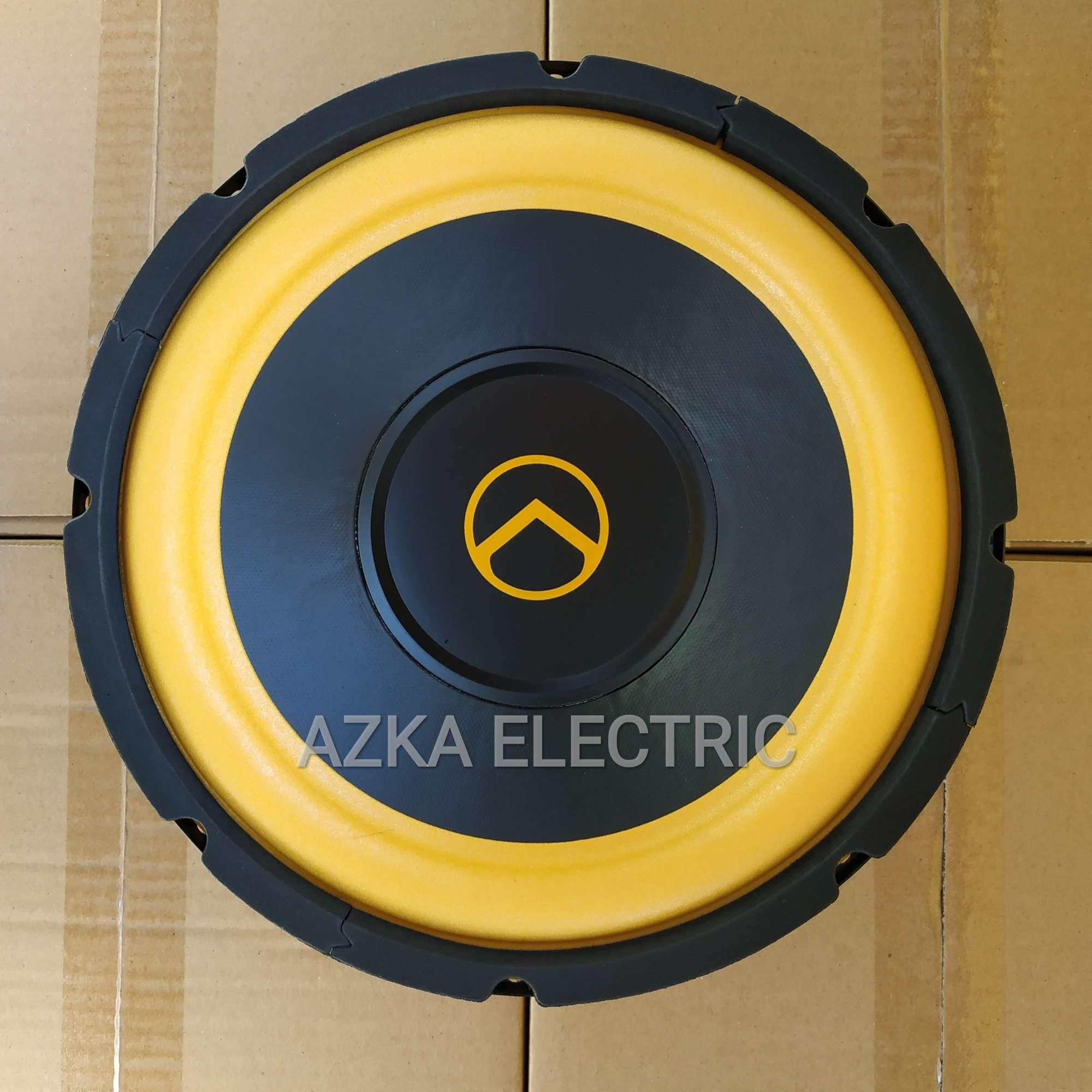 Speaker Subwoofer Legacy Sparta 10 Inch
