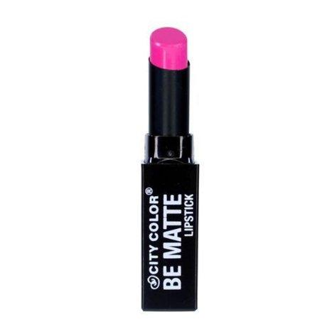 City Color Cosmetics Be Matte Lipstick - Necee