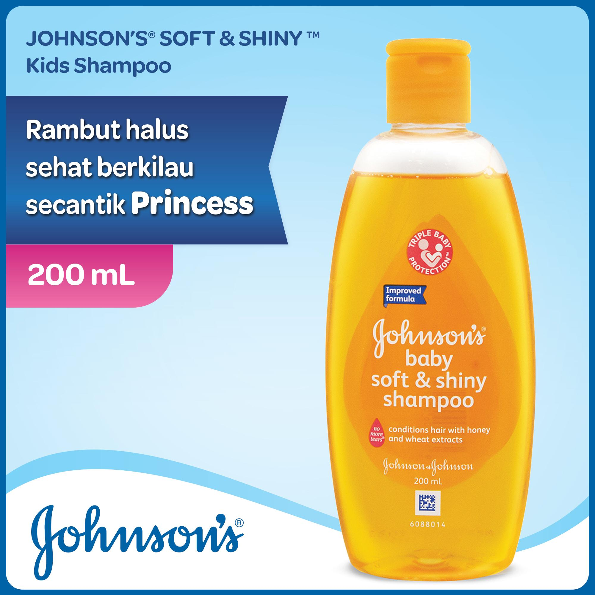 Johnsons Baby Shampoo No More Tears with Chamomile for Light Shiny Hair  10.1 Ounces  300 ... 2d785ed7f7de1