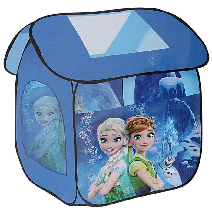 Tenda Mandi Bola Frozen. Mainan Anak Rumah Rumahan