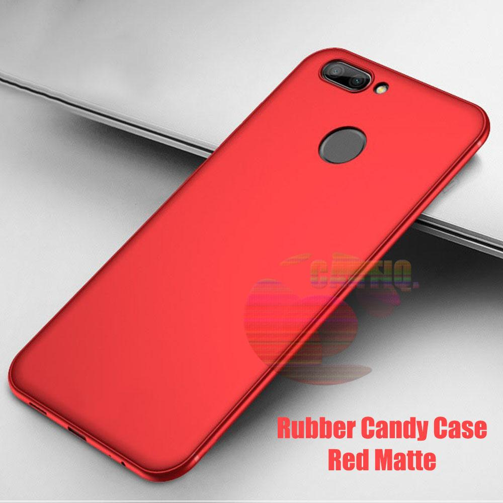 Lize Jelly Case Xiaomi Redmi 6 Candy Rubber Skin Soft Back Case / Softshell / Silicone