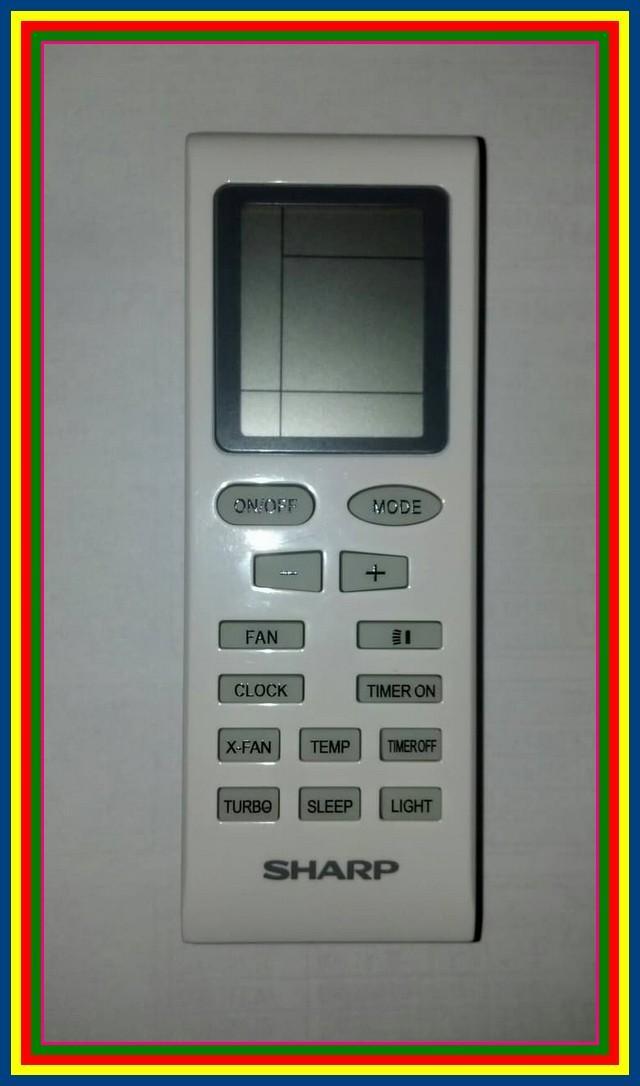 Remot Remote AC Sharp Yb1Fa Ori Original