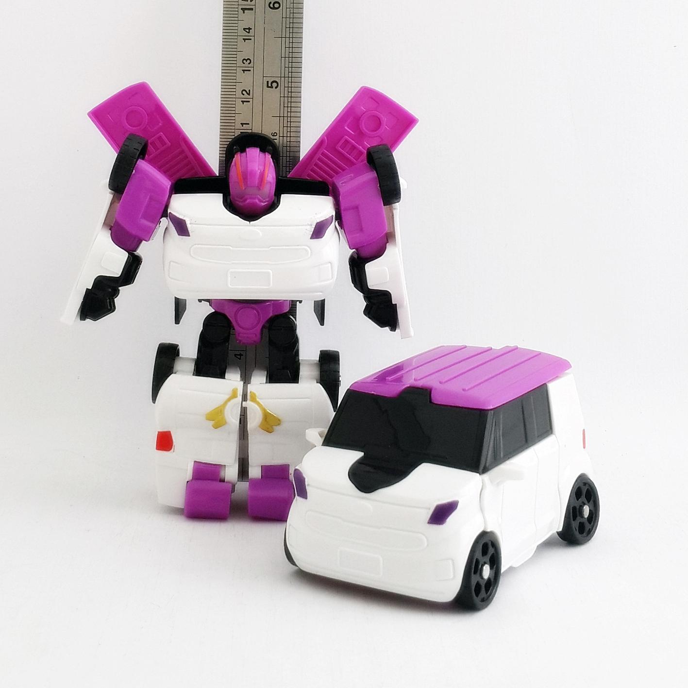 Mainan Tobot Terbaru Mini Maianan Robot Bisa Jadi Mobil Transform