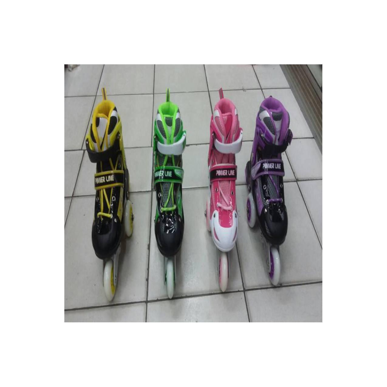 Sepatu Roda Power Line Murah Model Bajaj untuk anak
