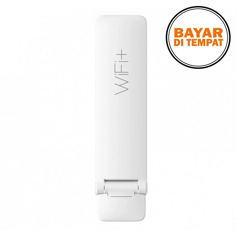 Xiaomi Wifi USB Amplify Range Extender 2 - White / Putih - Dongle Adaptor Adapter Wireless Perkuat Sinyal Wi-Fi For All Router Original