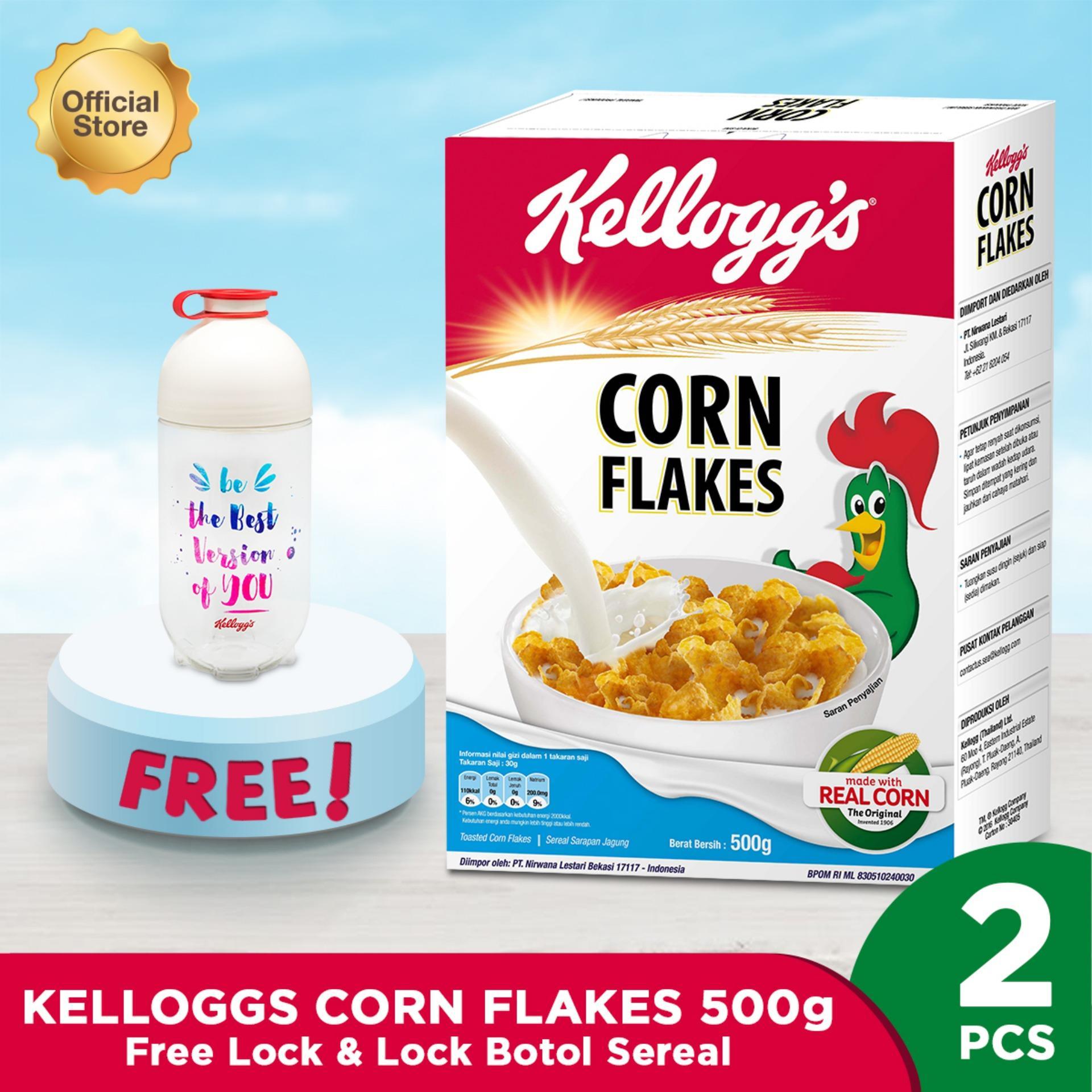 Sereal Lazada Paket 3 Pcs Naraya Oat Choco Bermacam Rasa Kelloggs Corn Flakes 500gr Free Lock Botol