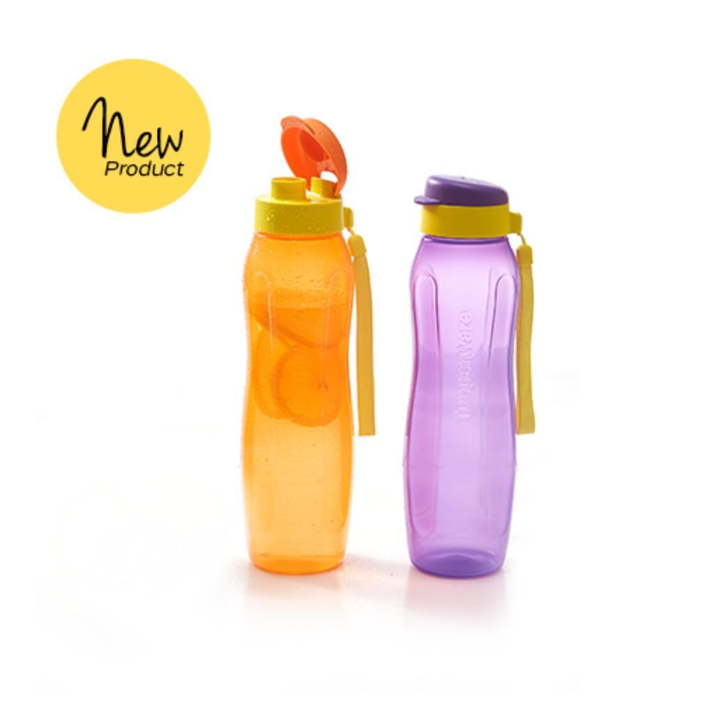 ECER Tupperware New Eco Bottle 1L 1PCS - OREN