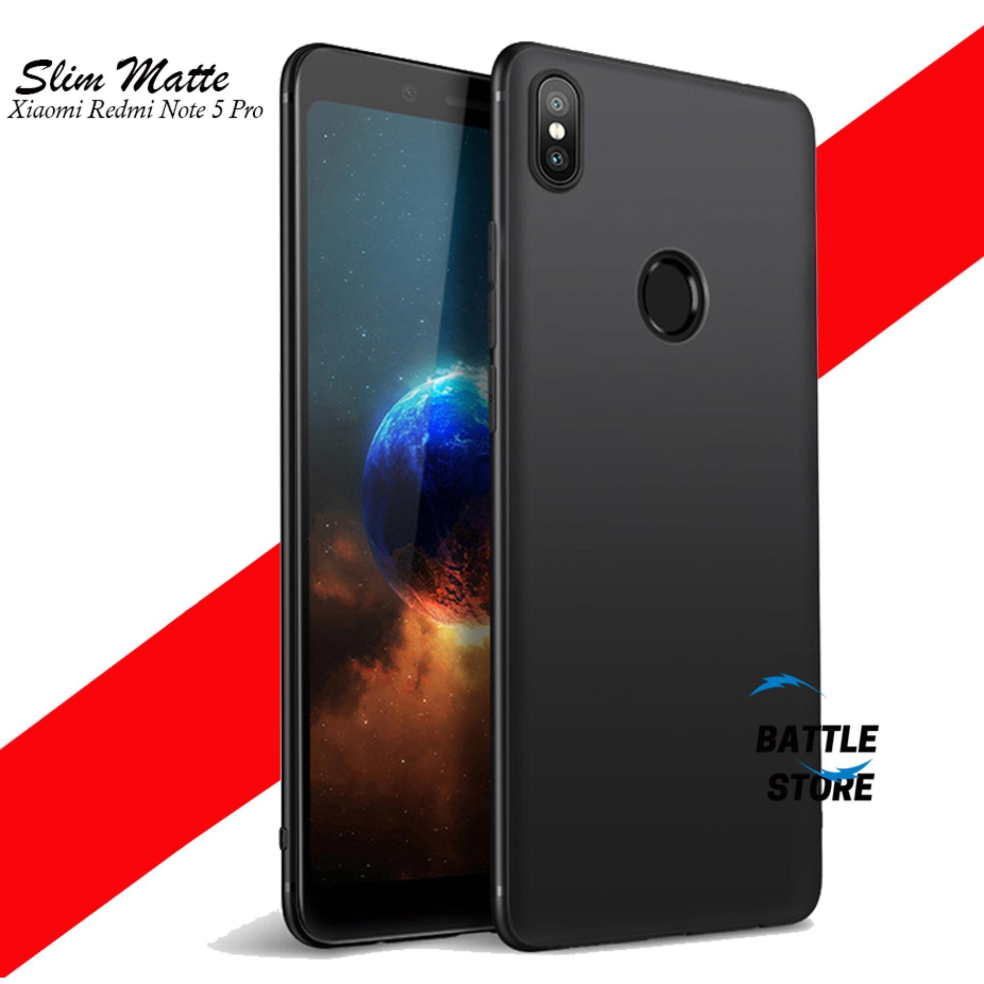 Case Slim Black Matte Xiaomi Redmi S2 ( 5,99 Inch ) Baby Skin Softcase