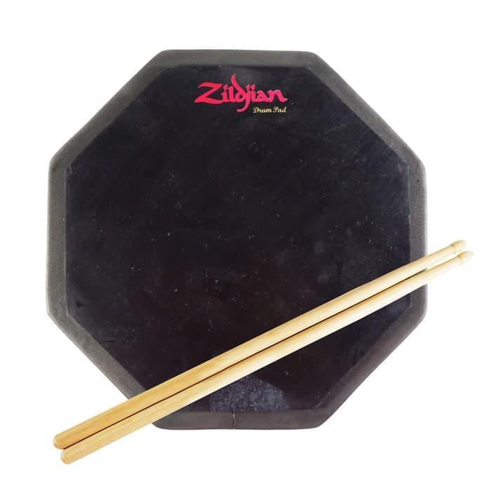 Drum Pad 10 Inch & Stick Drum (Zildjian / TAMA / SONOR)