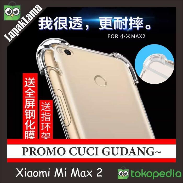 Paling Murah PROMO CUCI GUDANG~ Anti Crack Xiaomi Mi Max 2 6.44