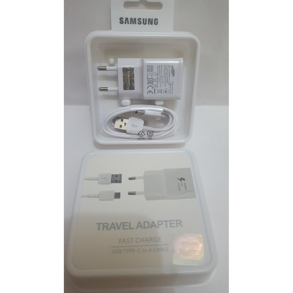 Charger Samsung Original Product - Putih
