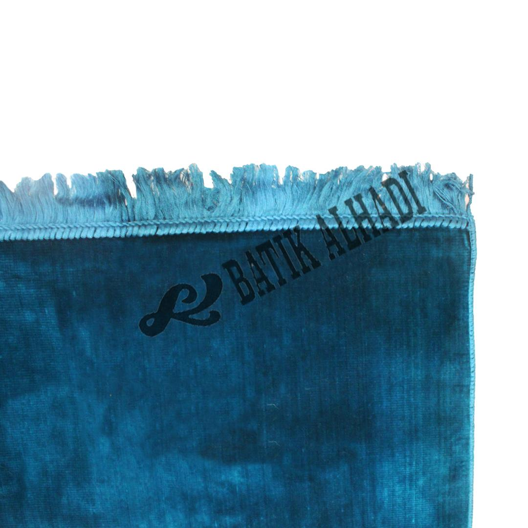 Sajadah Evrentex Polos, Sajadah Tebal, Simple dan Elegan, made in Turkey (SEP001)