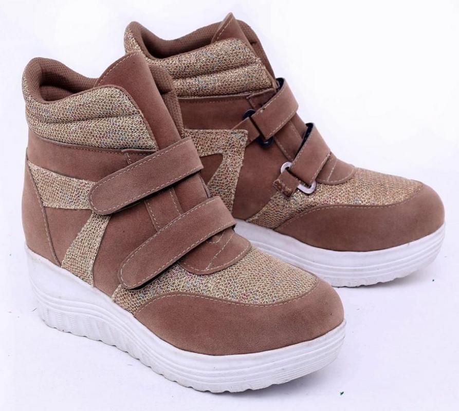 Jual Garsel Shoes Sepatu Boots Anak Perempuan Cream Gbp 9575 Harga Rp 122.080