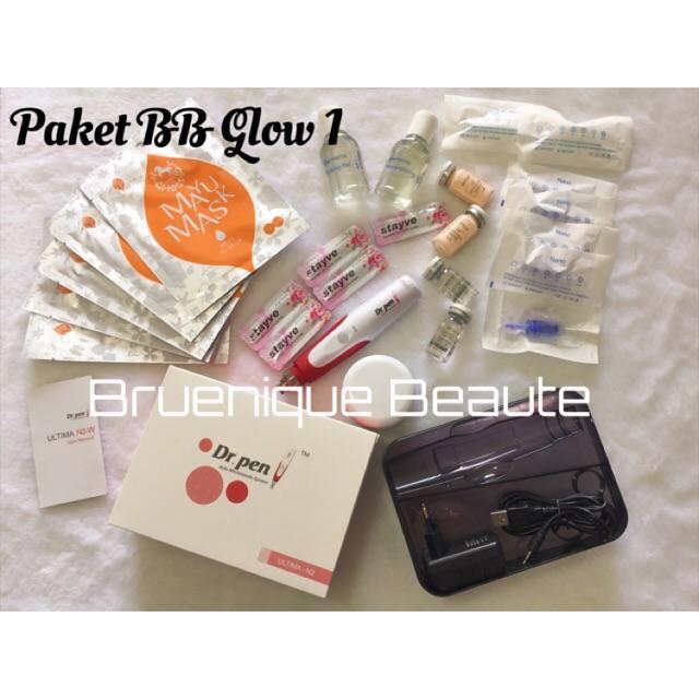 Paket BB Glow (Lengkap) - untuk pemula Paket BB Glow 1 (N2)