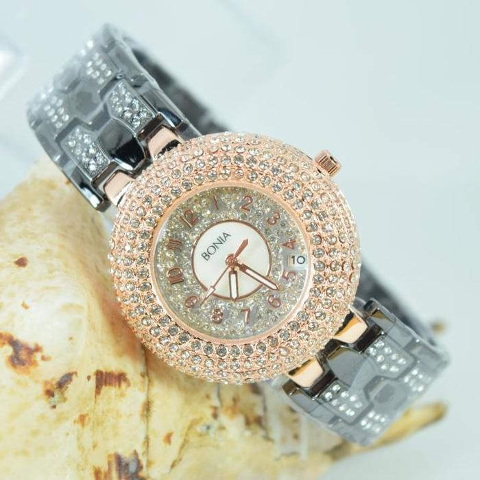 Jam tangan Wanita Bonia Super Premium Mewah Limited