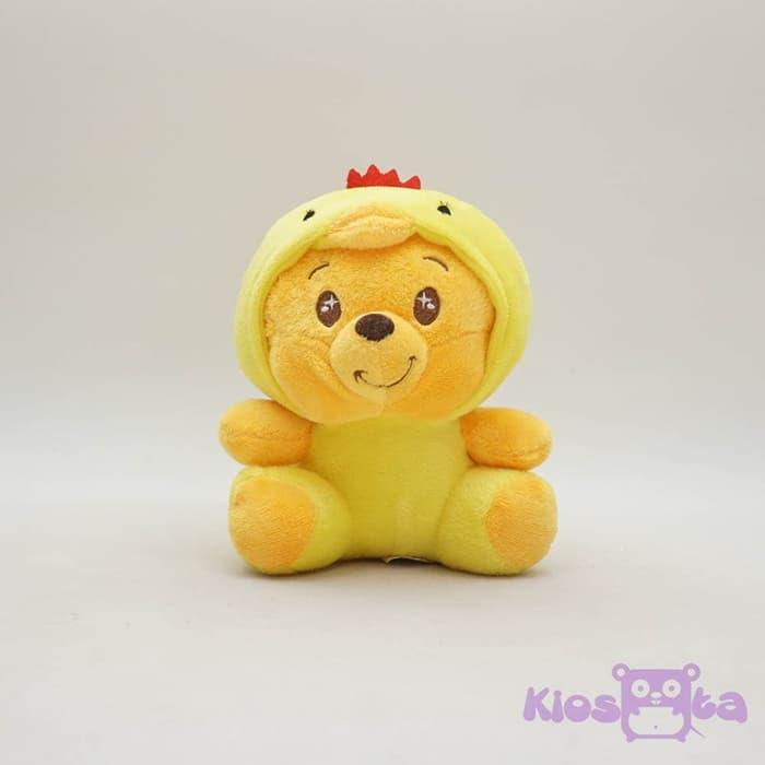 Hemat 15 Gantungan Kunci Boneka Winnie The Pooh Small Original Ready ... c0298ff130