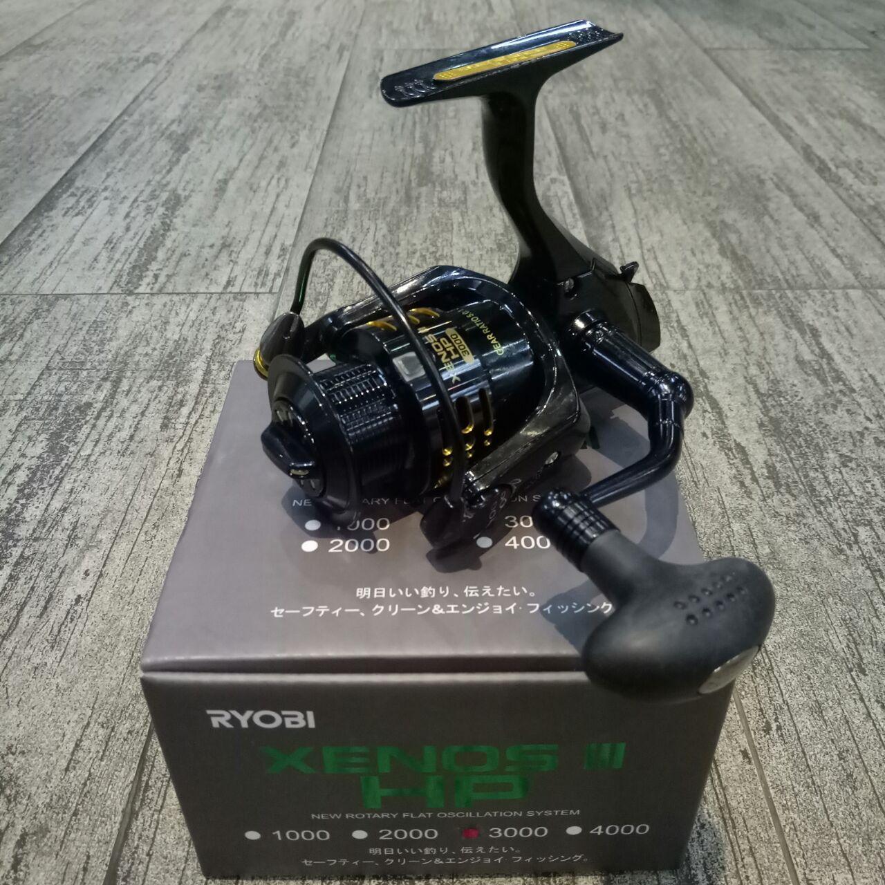 Reel Pancing Ryobi Xenos 3 HP 3000 6 1BB
