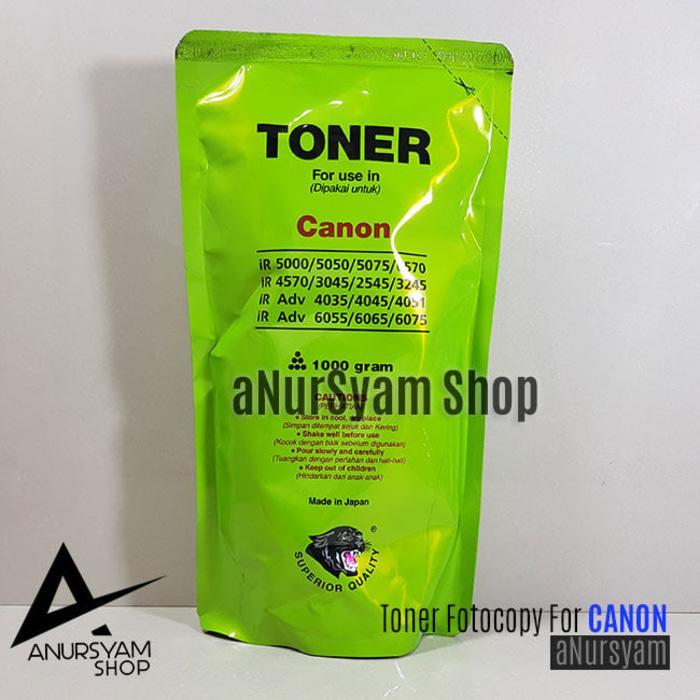 Promo Tinta Fotocopy / Toner Fotocopy For CANON iR Original