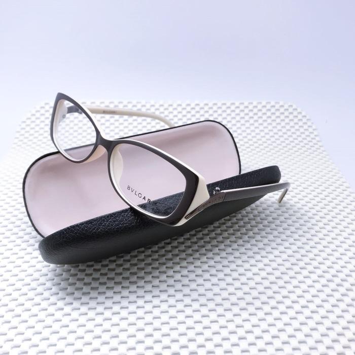Frame Kacamata Wanita Bvlgari RH-4001 Super + Cairan Pembersih