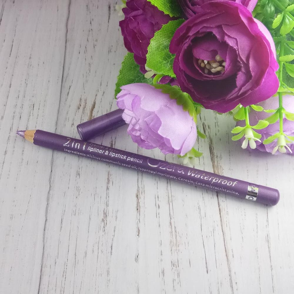Ozera Ozera Colour Pencil Eyeliner Pensil BPOM