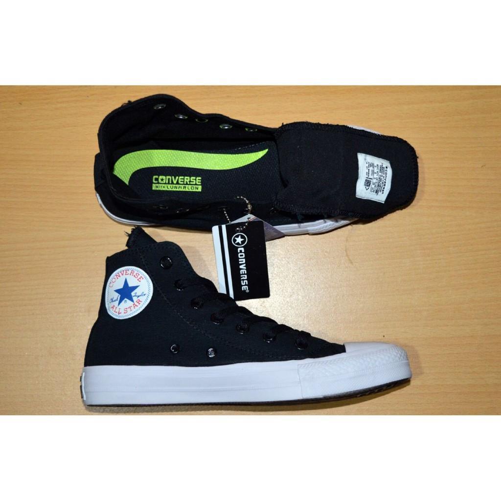 Sepatu Converse CT ll High Sepatu Sneakers Pria dan Wanita Sneakers Casual