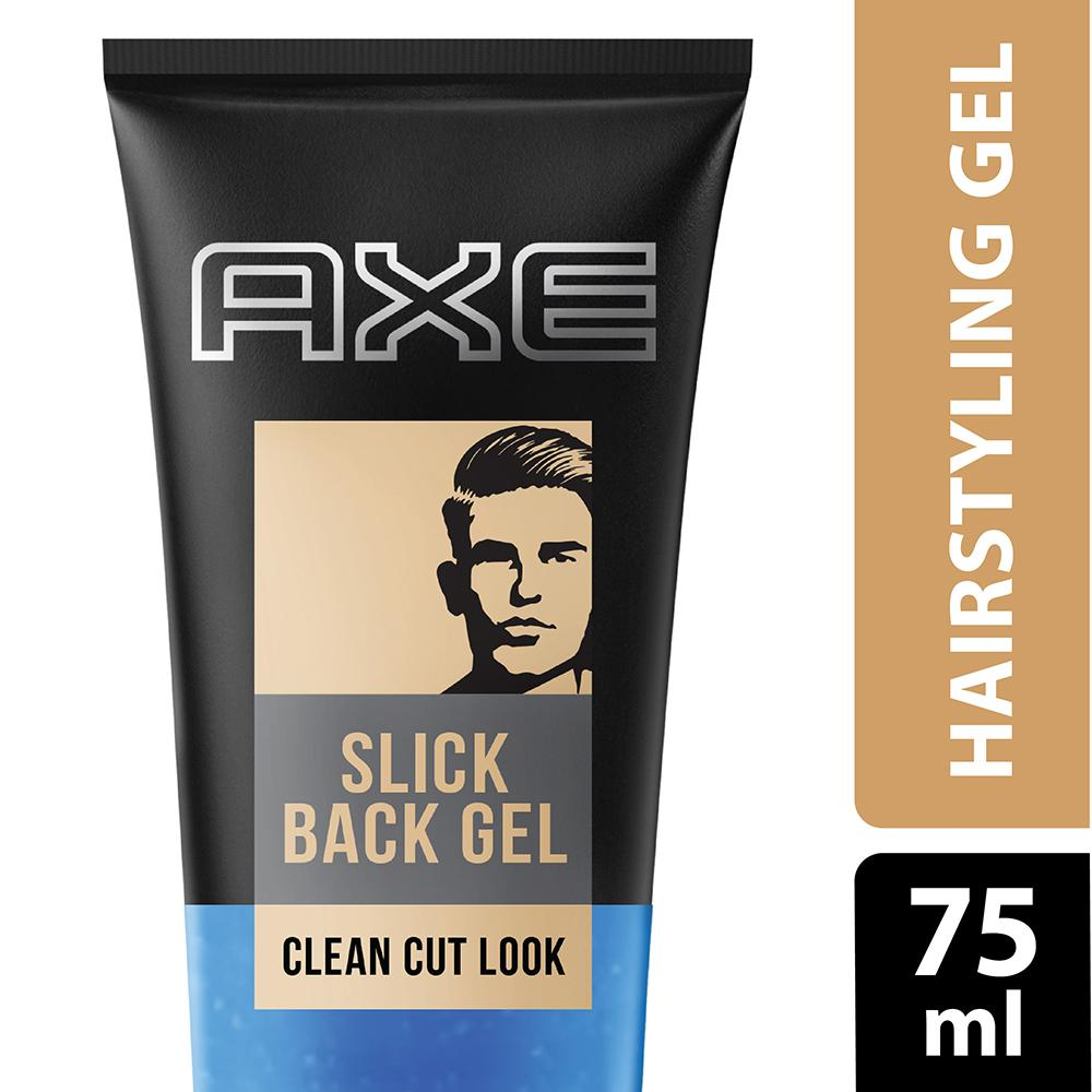 Axe Hairstyling Slick Back Shine Gel 75ml By Lazada Retail Axe.