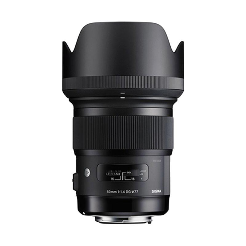 Sigma For Canon 50mm f/1.4 DG HSM ART