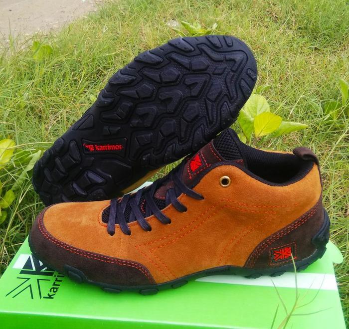 [SALE] sepatu gunung karrimor kp rajut Cuci gudang original