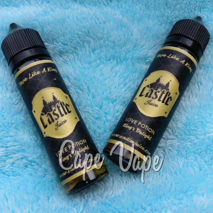 Eliquid | e liquid | Castle Juice - Love Potion