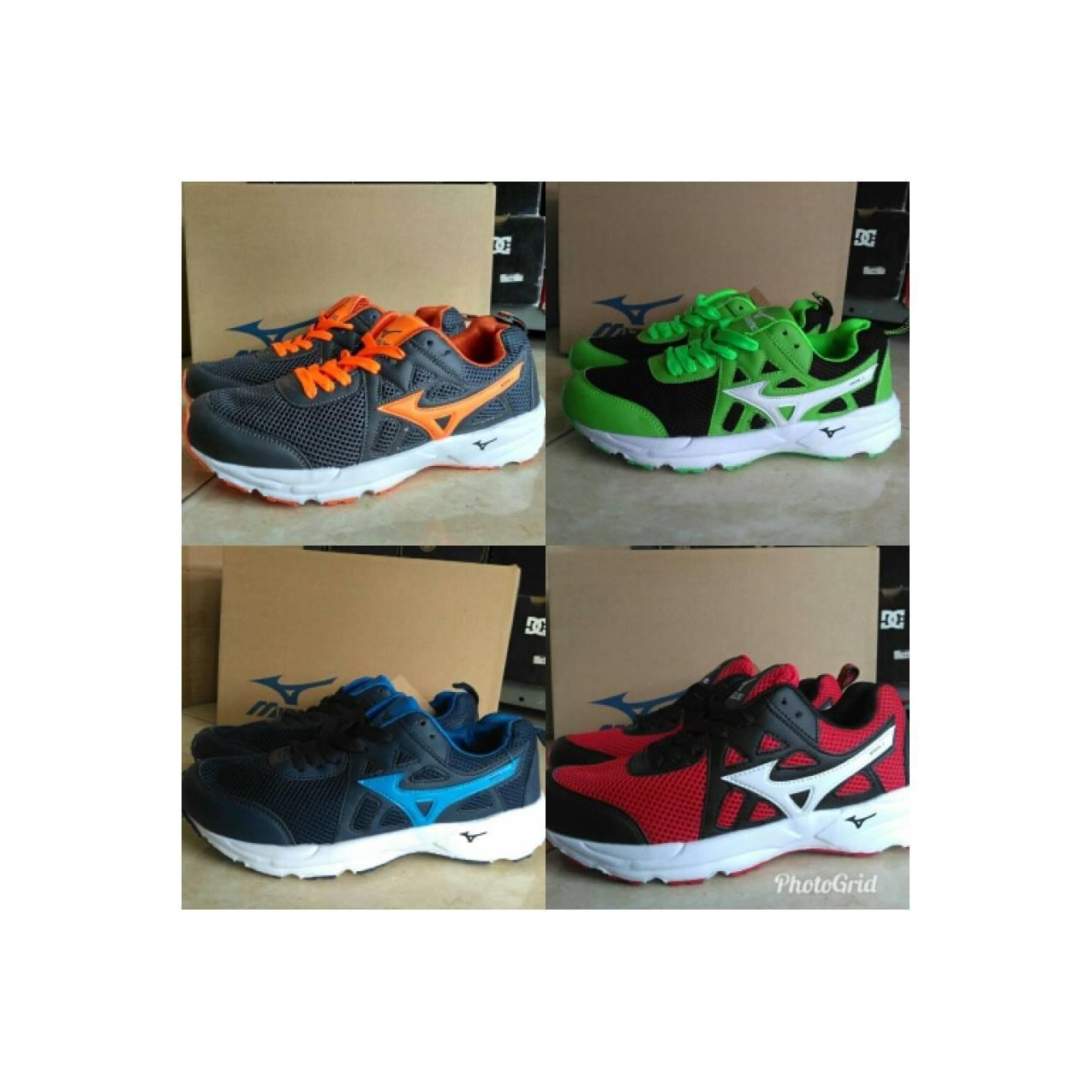 Sepatu olahraga running MIZUNO spark 2