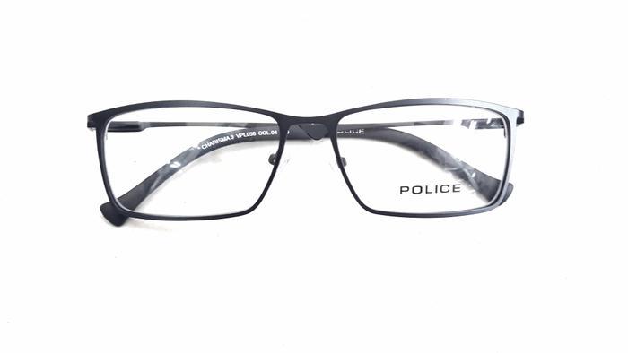Harga Spesial!! Kacamata Frame Minus Cowok Simple Model Titanium Series - ready stock